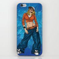 hiphop iPhone & iPod Skins featuring HipHop by Don Kuing
