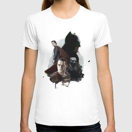 Dark v Super T-shirt