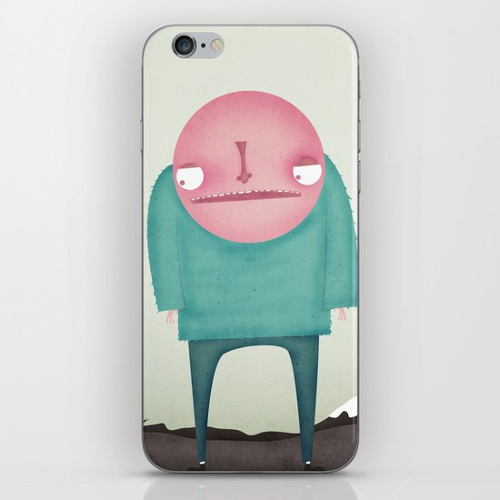 There's No Way to Grow that Doesn't Hurt iPhone & iPod Skin