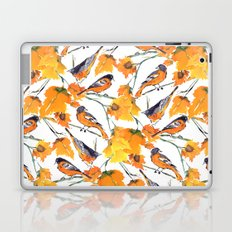 Birds in Autumn Laptop & iPad Skin