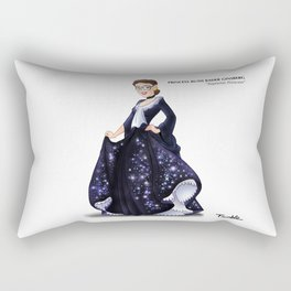 Princess Ruth Bader Ginsberg (Trumble Cartoon) Rectangular Pillow
