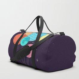 Space Gift Duffle Bag