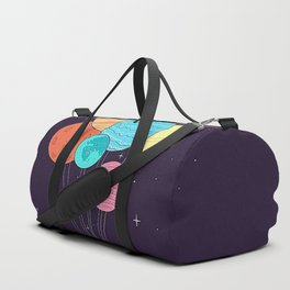 Space Gift Duffle Bag