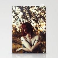half life Stationery Cards featuring luminophore half-life by ezo renier