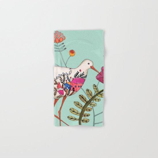 les souvenirs Hand & Bath Towel