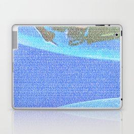 Top Gun Screenplay Print Laptop & iPad Skin