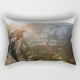 natural flares  Rectangular Pillow