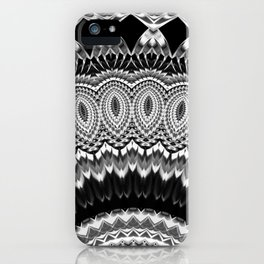 Mandala x iPhone Case