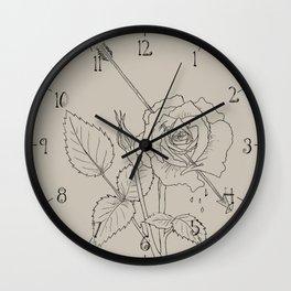 IV. Dramatic Wall Clock