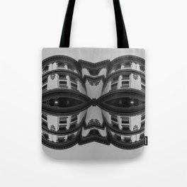 Facade II Tote Bag