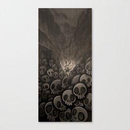 The Beast - 02 Canvas Print