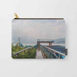 Pokhara lake Carry-All Pouch