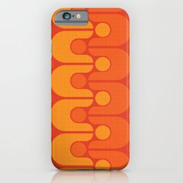 Golden Oldie iPhone Case