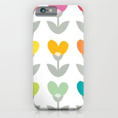 Heart petals iPhone 6s Slim Case