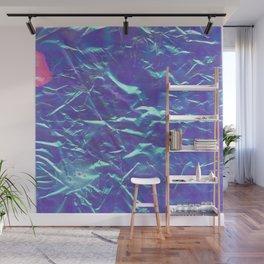 purple acid haze Wall Mural