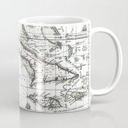 The island of Cuba - 1762 Coffee Mug