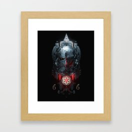 Order 66 - 2 Framed Art Print