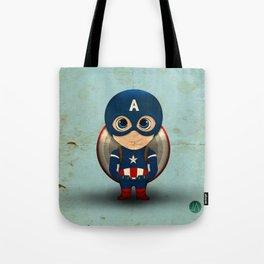 Comic Kids, Series 1 - Junior America Tote Bag