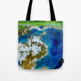 Ocean Vibe Tote Bag