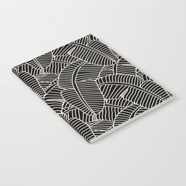 Tropical Leaf Notebook