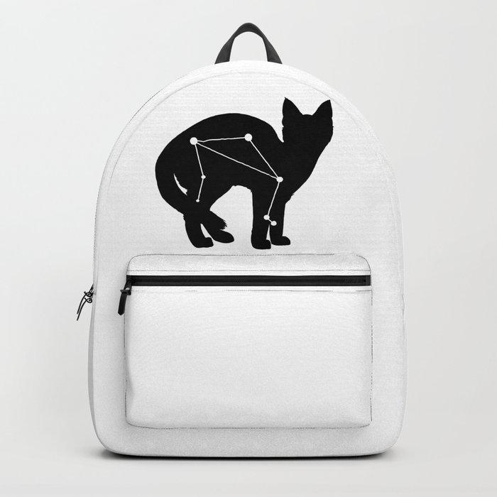 libra cat Backpack
