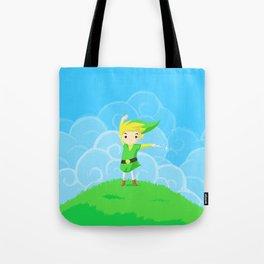 Wind Waker Tote Bag