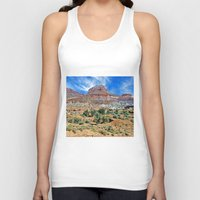 hollywood Tank Tops featuring Little Hollywood by Exquisite Photography by Lanis Rossi