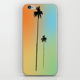 Dos Palmas iPhone Skin