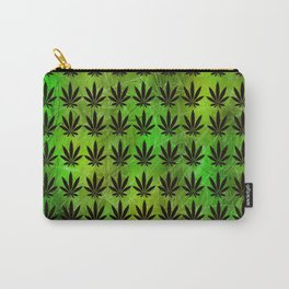 Emerald Indica Carry-All Pouch