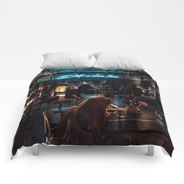I fell in love here Comforters