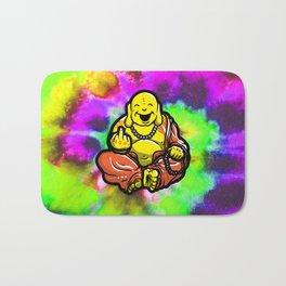 F U Buddha Bath Mat