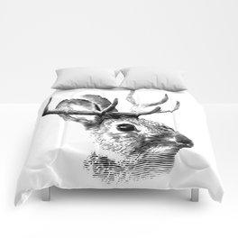 Jackalope Comforters