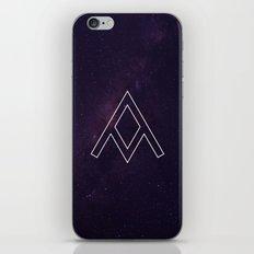 Galaxy A iPhone & iPod Skin