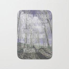 Wordsworth Bath Mat