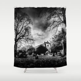 Greyfriars Kirk Edinburgh Shower Curtain