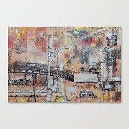 No Sleep 'Till Brooklyn Canvas Print