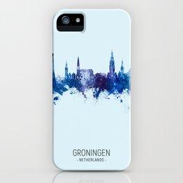 Groningen The Netherlands Skyline iPhone Case