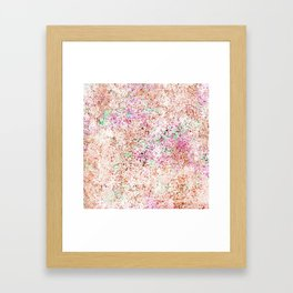 JP Sketch Framed Art Print