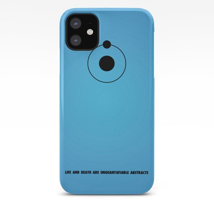 Dr Manhattan iphone case