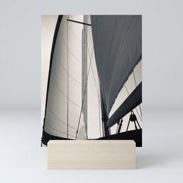 Sails Mini Art Print