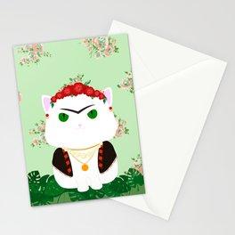 Frida Gato Stationery Cards