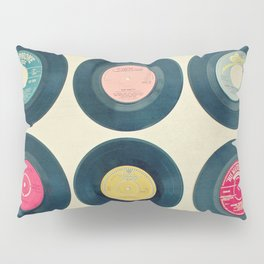 Vinyl Collection Pillow Sham