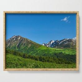 Alaskan Summer Greens - 1 Serving Tray