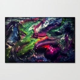 primal 2 Canvas Print