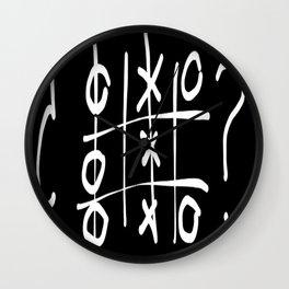 La vieja Wall Clock