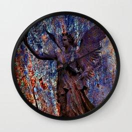 Pending Victory Goddess Victoria Wall Clock