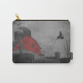 Rustic Red Barn A659 Carry-All Pouch