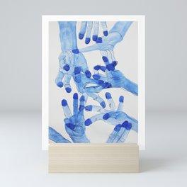 Cold Hands Mini Art Print