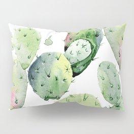 Cactus commotion Pillow Sham