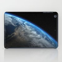 earth iPad Cases featuring Earth by Space99